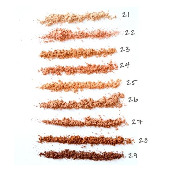 bio-mineral värvid