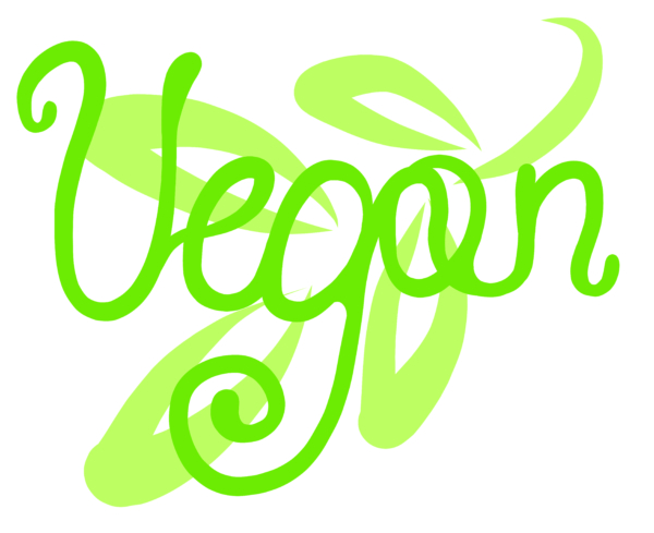 logo VEGAN