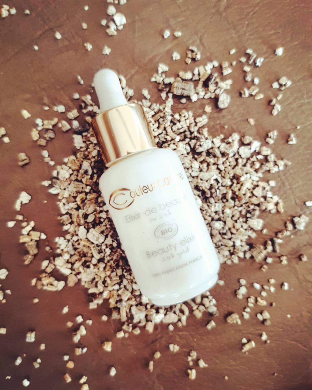Orgaaniline Beauté Elixir  ilueliksiir 24K kullaosakestega