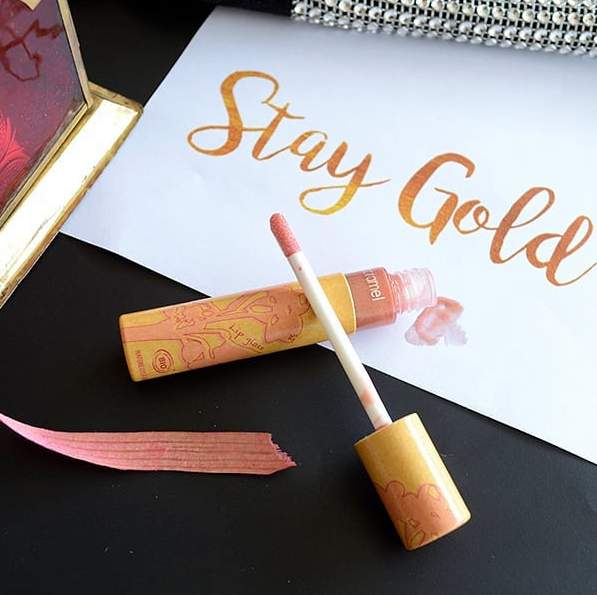 """ Stay Gold"" GLOSS SULTANE!"